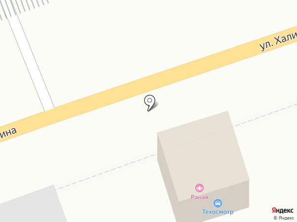 Profit на карте Алматы