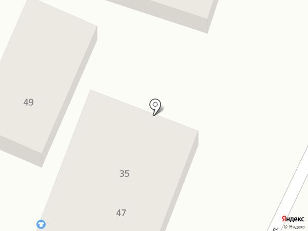 Азиз на карте Алматы