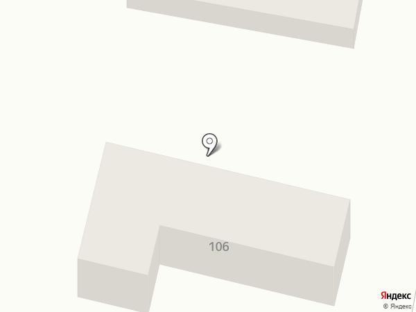 Сания на карте Покровки