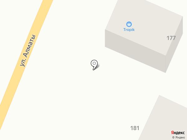 Chanchkeri на карте Покровки