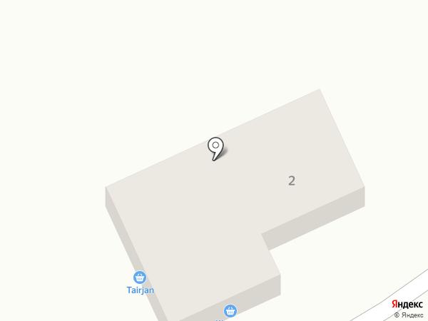 Ширин на карте Алматы