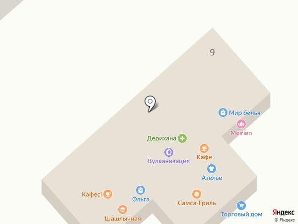 Тoys house на карте Отегена Батыра