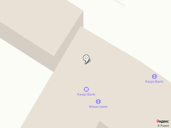 Банкомат, Темирбанк на карте Отегена Батыра