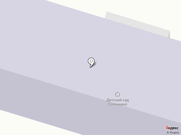 Солнышко на карте Отегена Батыра