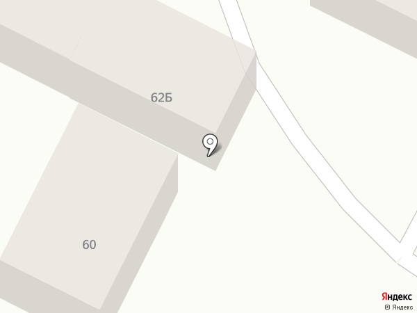 Фламинго на карте Отегена Батыра
