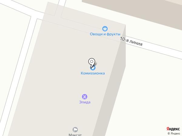 Арнада Ломбард, ТОО на карте Отегена Батыра