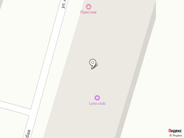 Престиж на карте Отегена Батыра