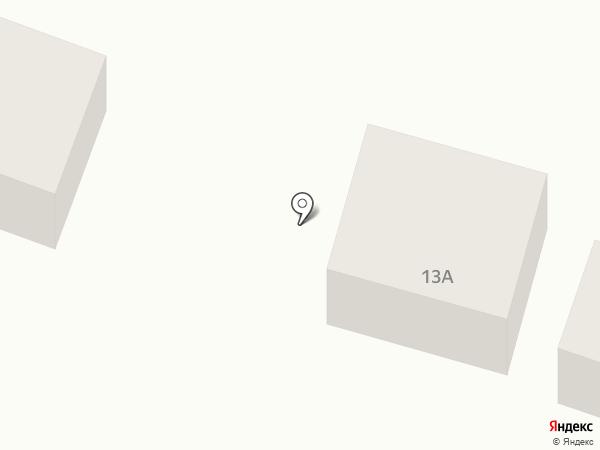Гулдана на карте Отегена Батыра