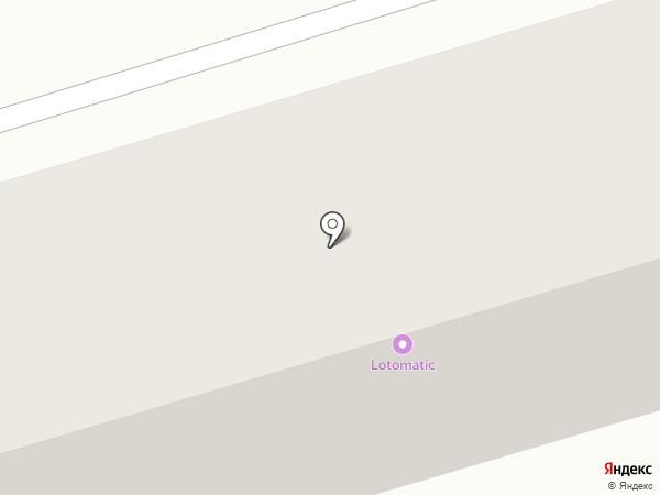 Айдос, продуктовый магазин на карте Отегена Батыра