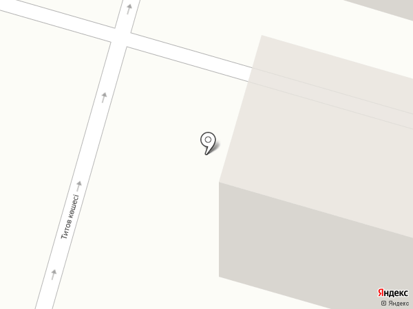 Береке на карте Отегена Батыра