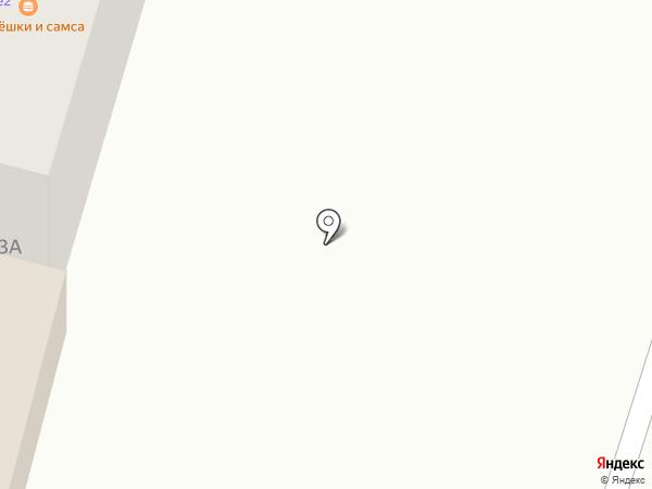 Кафе на карте Отегена Батыра