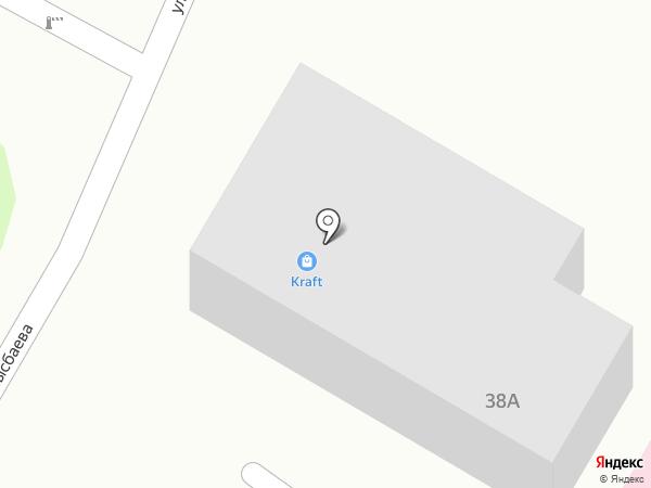 Глазная клиника доктора Кравцова А.С. на карте Отегена Батыра