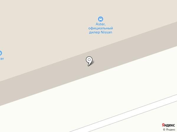 Aster Auto Renault на карте Бесагаш