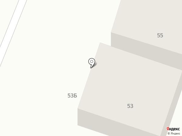 Меруерт на карте Отегена Батыра