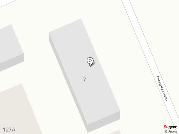 Лязиза на карте Бесагаш