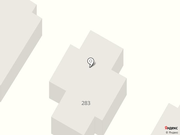 ТАМ Курылыс на карте Отегена Батыра