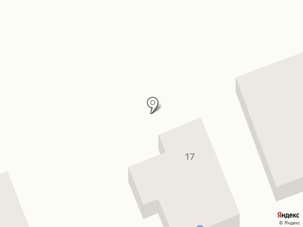 Акбота, продовольственный магазин на карте Гульдалы