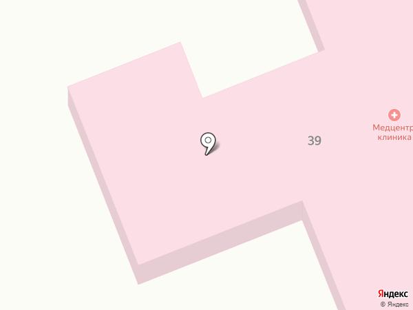Талгарский пункт участковой полиции №14 на карте Гульдалы