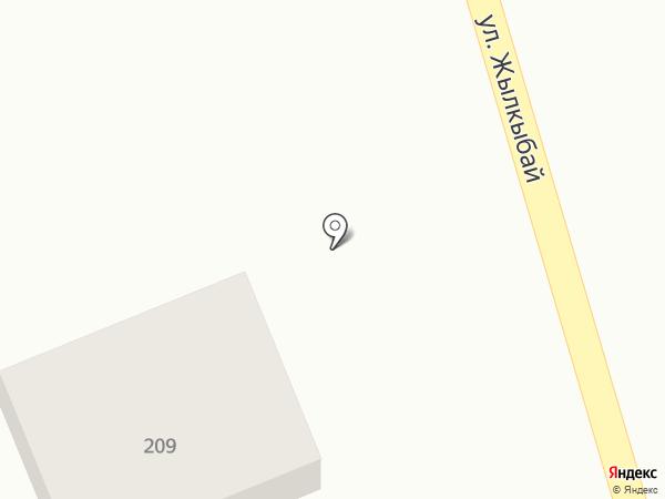 Мадияр, парикмахерская на карте Туздыбастау