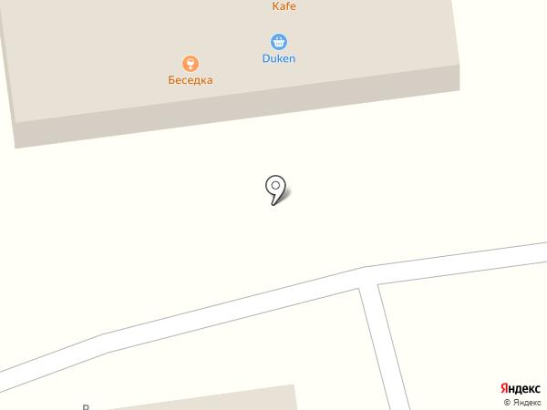 Султан на карте Туздыбастау