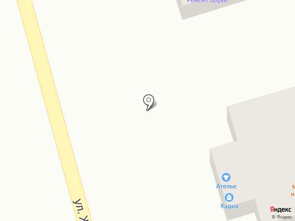 Нурлан на карте Туздыбастау