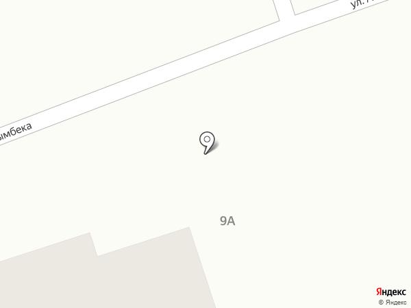 Береке, продовольственный магазин на карте Туздыбастау