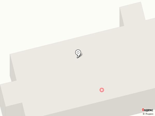 Врачебная амбулатория на карте Туздыбастау