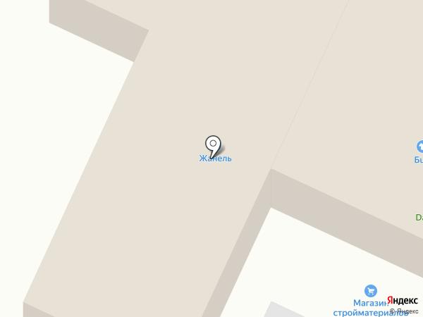 Жанель, кафе Садвакасова на карте Туздыбастау