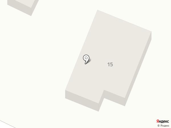 Нур на карте Туздыбастау