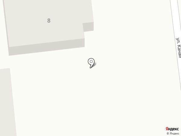 Дарын на карте Туздыбастау