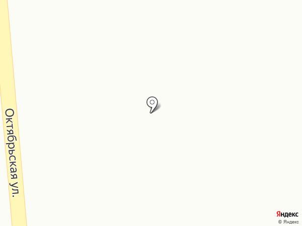Славный на карте Петровского