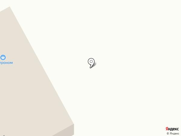 Гастроном на карте Березовки