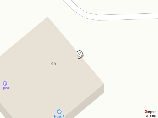 Новый на карте Красного Яра