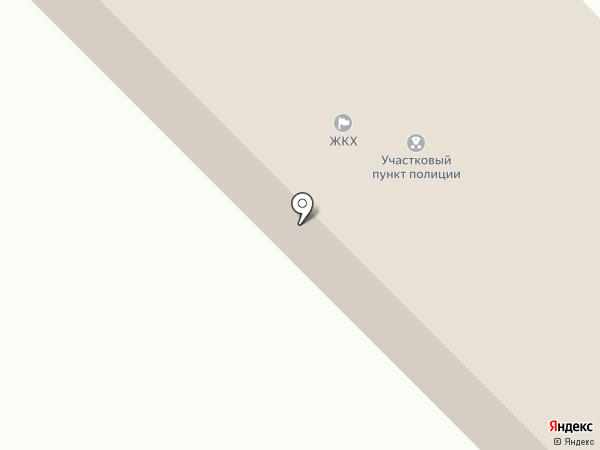 Жилищно-коммунальное хозяйство, МУП на карте Красного Яра