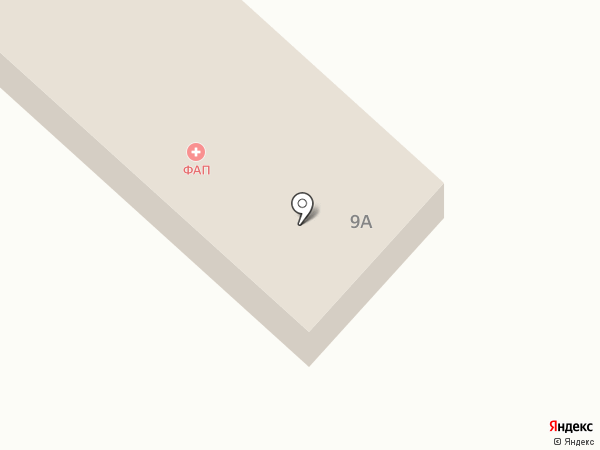 Фельдшерско-акушерский пункт на карте Светлого