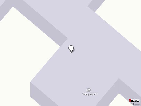 Аленушка на карте Касымы Кайсеновой