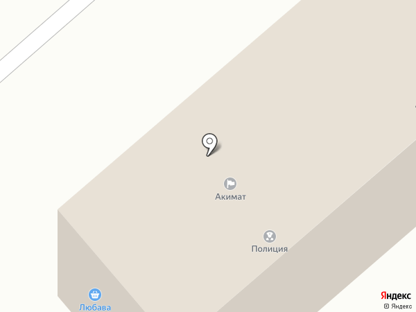 Кировский на карте Опытного поля
