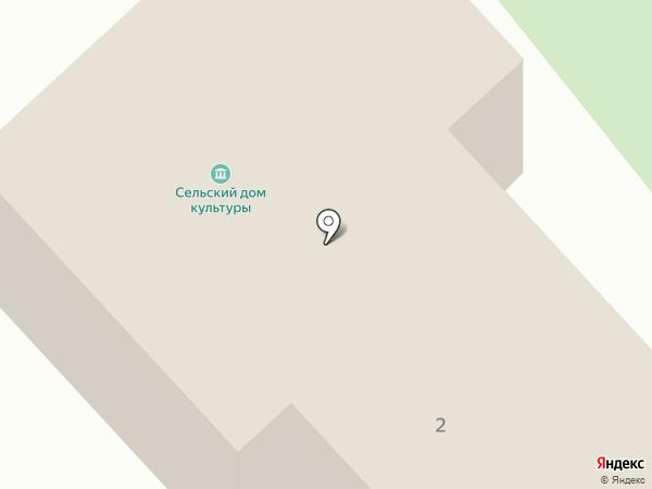 Дом культуры на карте Опытного поля