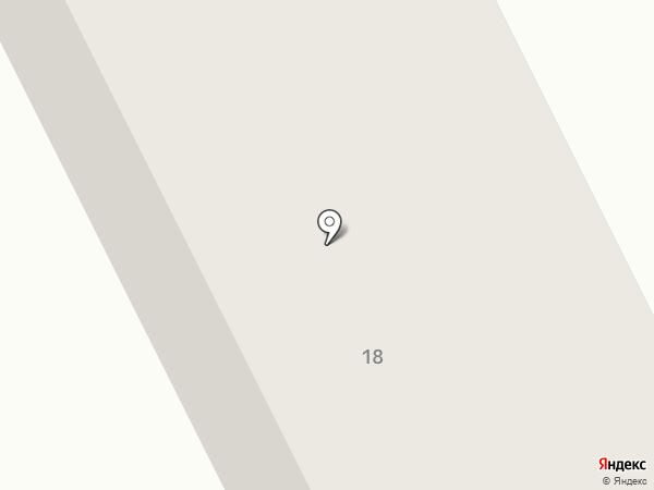 Галирад на карте Усть-Каменогорска