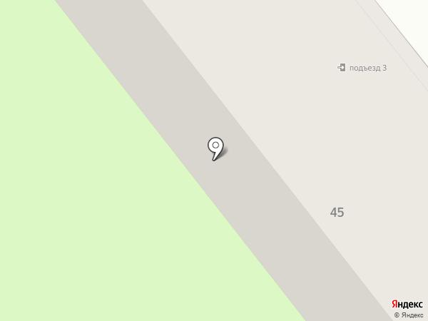 Жан на карте Усть-Каменогорска