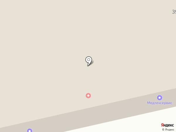 ATOLL, ТОО на карте Усть-Каменогорска