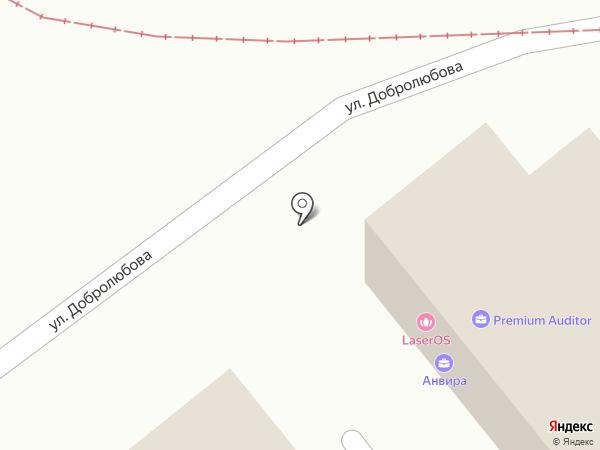 ГЕОСЕРВИС на карте Усть-Каменогорска