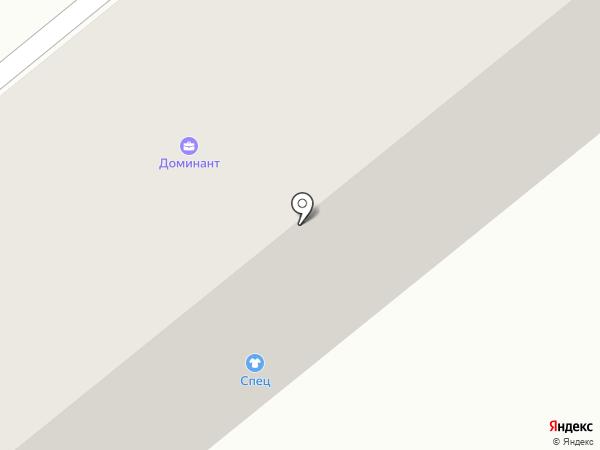 ТОП-мебель, ТОО на карте Усть-Каменогорска