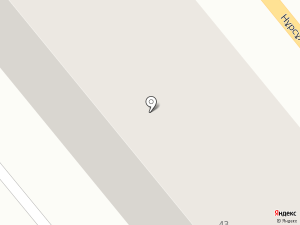 Fedex на карте Усть-Каменогорска