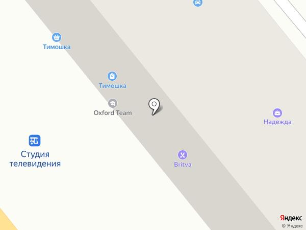 Салон штор на карте Усть-Каменогорска