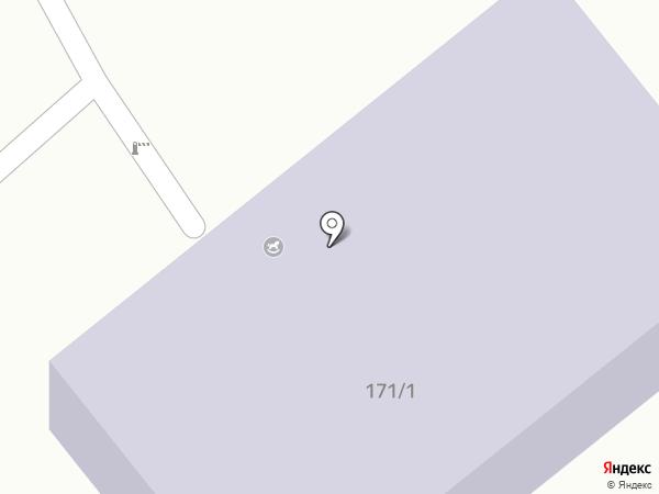 Детский сад №42 на карте Усть-Каменогорска