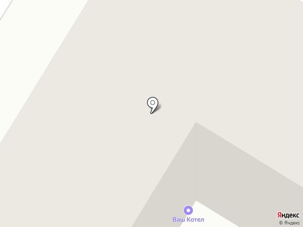 АвтоСтарт на карте Усть-Каменогорска