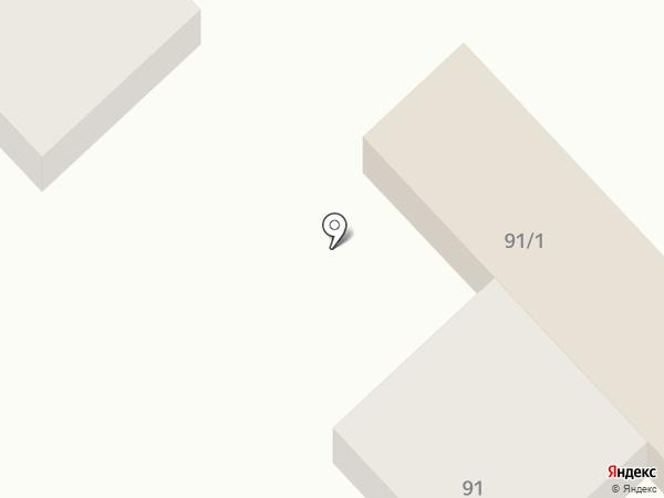 Sprite на карте Усть-Каменогорска