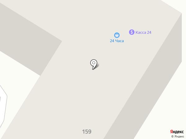 24 часа на карте Усть-Каменогорска