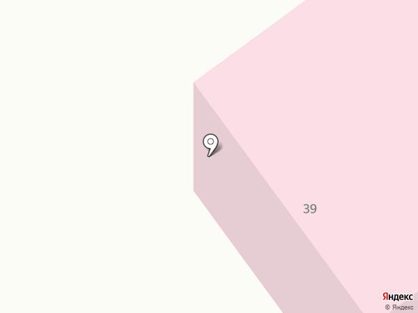 Детское диспансерное отделение на карте Усть-Каменогорска